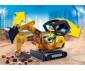 Конструктор за деца Мини екскаватор със строителна площадка Playmobil 70443 thumb 4