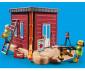 Конструктор за деца Мини екскаватор със строителна площадка Playmobil 70443 thumb 6