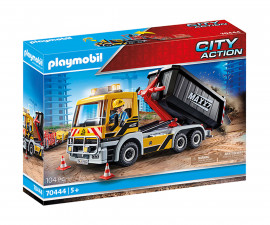 Конструктор за деца Камион Playmobil 70444