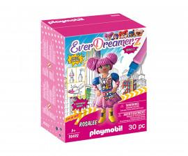Конструктор за деца Комичен свят Розали Playmobil 70472