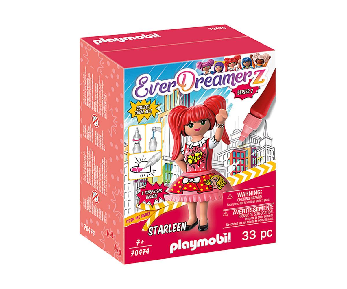 Конструктор за деца Комичен свят Старлийн Playmobil 70474