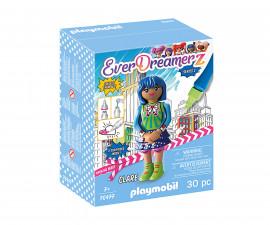 Конструктор за деца Комичен свят Клари Playmobil 70477