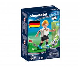 Конструктор за деца Национален играч Германия Playmobil 70479