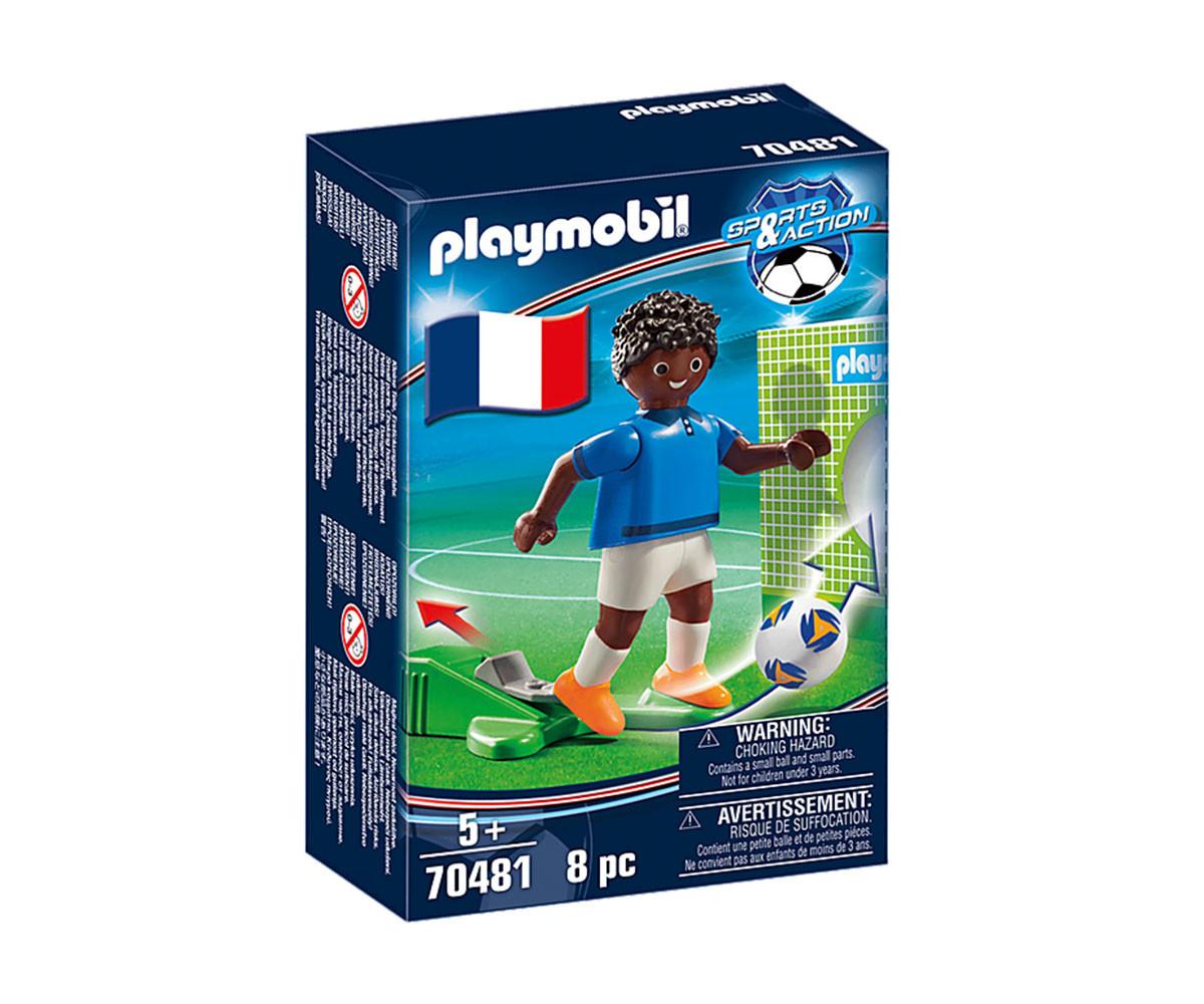 Конструктор за деца Национален играч Франция Б Playmobil 70481