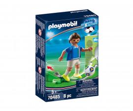 Конструктор за деца Национален играч Италия Playmobil 70485