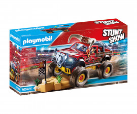 Детски конструктор Playmobil - 70549, серия Stunt Show