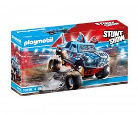 Детски конструктор Playmobil - 70550, серия Stunt Show