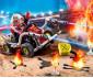 Детски конструктор Playmobil - 70554, серия Stunt Show thumb 3
