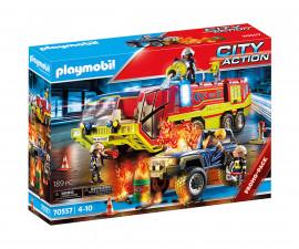 Детски конструктор Playmobil - 70557, серия City Action