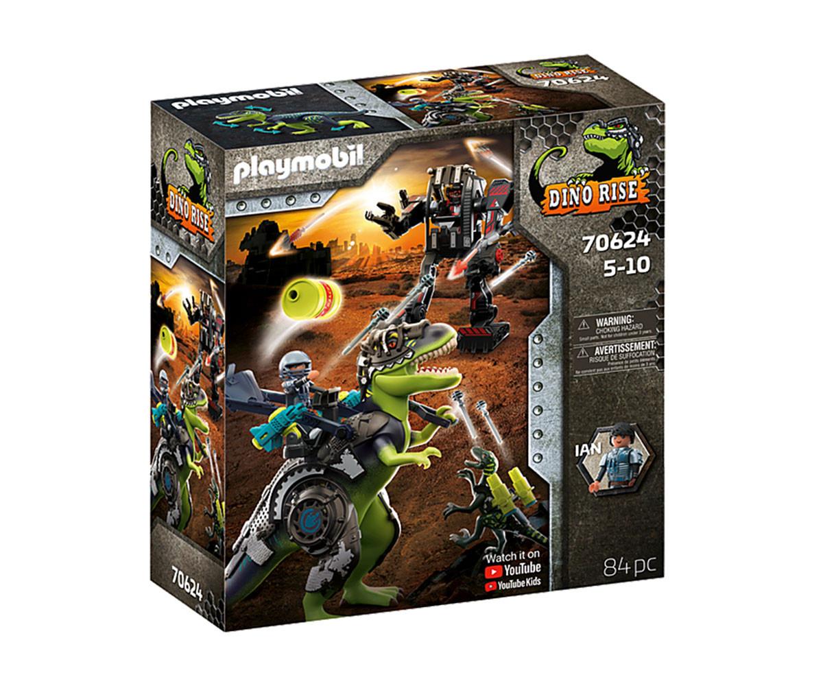 Детски конструктор Playmobil - 70624, серия Dinos