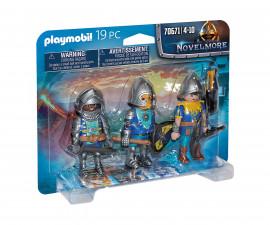 Детски конструктор Playmobil - 70671, серия Novelmore