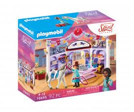 Детски конструктор Playmobil - 70695, серия Spirit