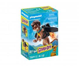 Детски конструктор Playmobil - 70711, серия Scooby Doo