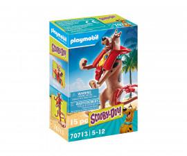Детски конструктор Playmobil - 70713, серия Scooby Doo