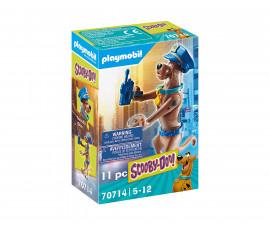 Детски конструктор Playmobil - 70714, серия Scooby Doo