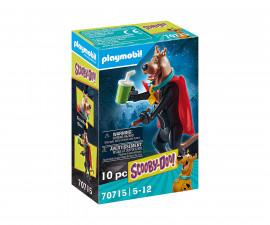 Детски конструктор Playmobil - 70715, серия Scooby Doo