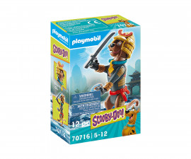 Детски конструктор Playmobil - 70716, серия Scooby Doo