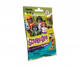 Детски конструктор Playmobil - 70717, серия Scooby Doo