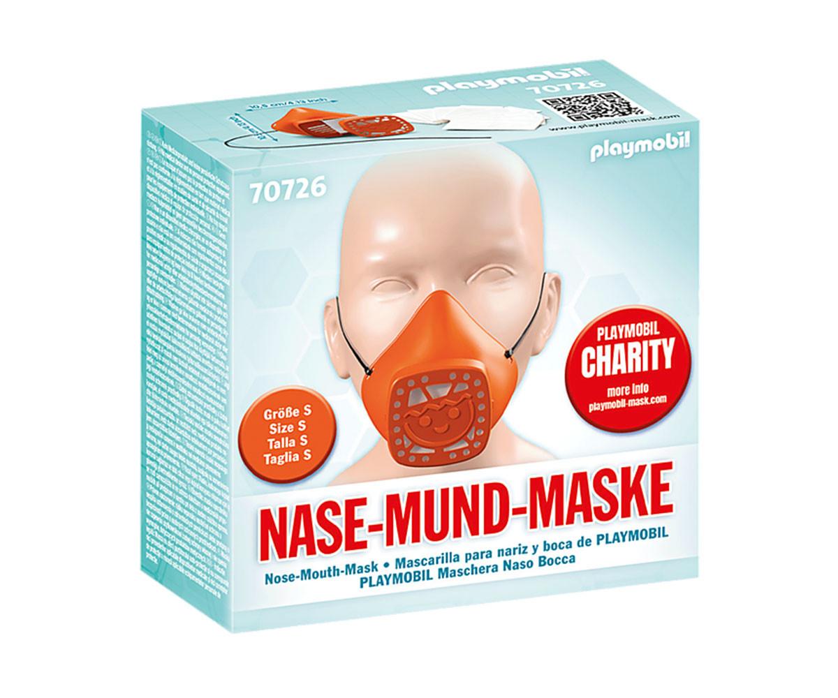 Детска маска за лице Playmobil 70726