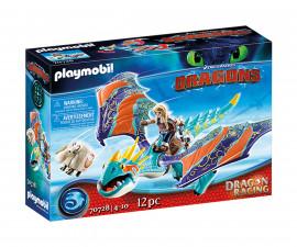 Детски конструктор Playmobil - 70728, серия Dragons