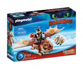 Детски конструктор Playmobil - 70729, серия Dragons