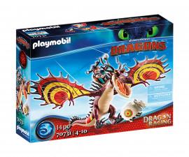 Детски конструктор Playmobil - 70731, серия Dragons