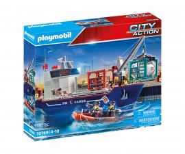 Детски конструктор Playmobil - 70769, серия City Action