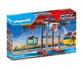 Детски конструктор Playmobil - 70770, серия City Action