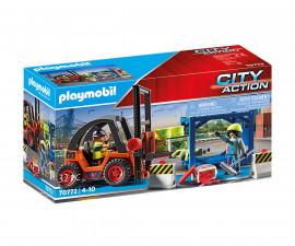 Детски конструктор Playmobil - 70772, серия City Action