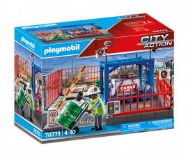 Детски конструктор Playmobil - 70773, серия City Action