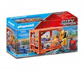 Детски конструктор Playmobil - 70774, серия City Action