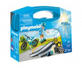 Детски конструктор с преносимо куфарче Playmobil 9107