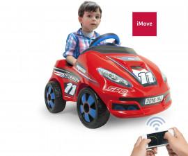 детски автомобил Injusa - Speedy iMove 6V, за момче и момиче