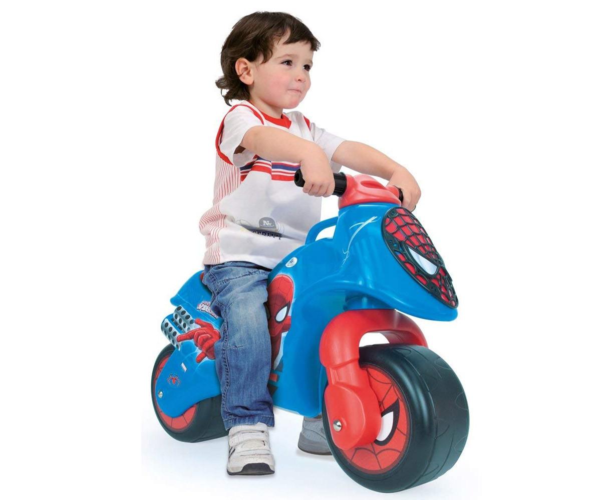 мотор-проходилка Injusa - Спайдърмен, за момче