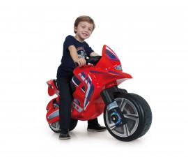 Детски мотор - проходилка Injusa - Hawk, червен