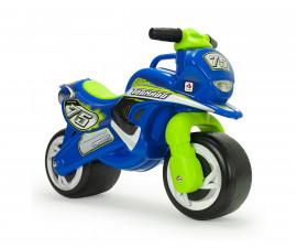 Детски мотор - проходилка Injusa - Tundra Tornado, син