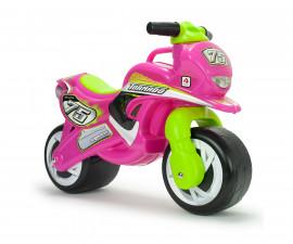 Детски мотор - проходилка Injusa - TundraTornado, розов