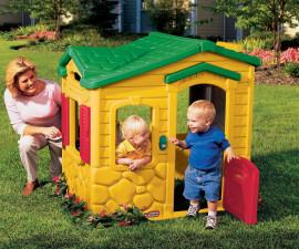 Къща са игра навън Little Tikes 4255