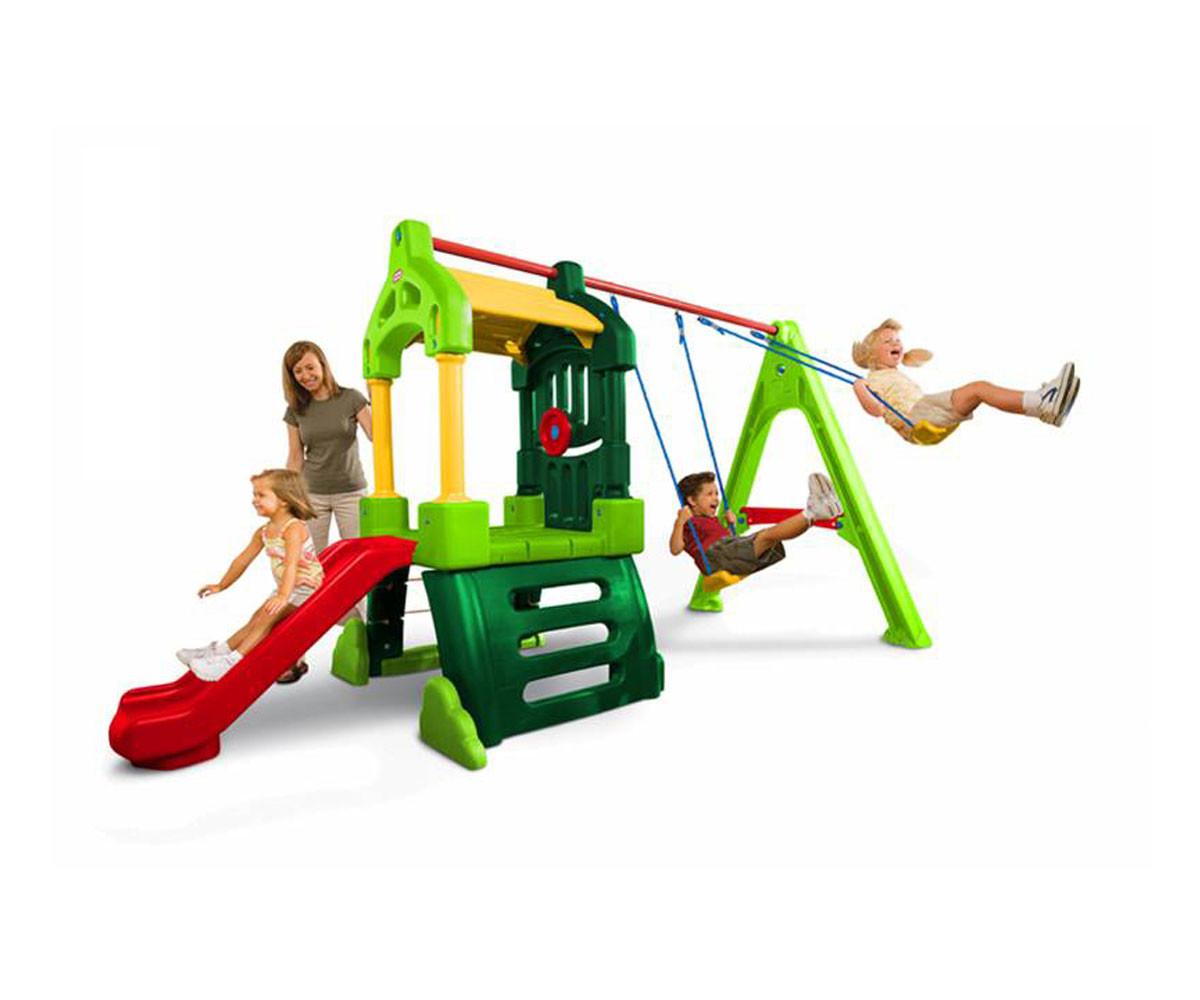 Детски център за игра на двора Little Tikes 171093
