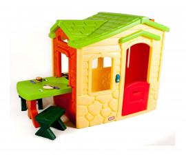 Къща са игра навън Little Tikes 172298