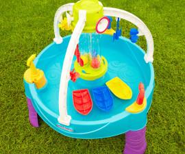 Градинска маса за игра и битки с вода Little Tikes