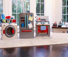 Мивка и печка Little Tikes 654497E7C
