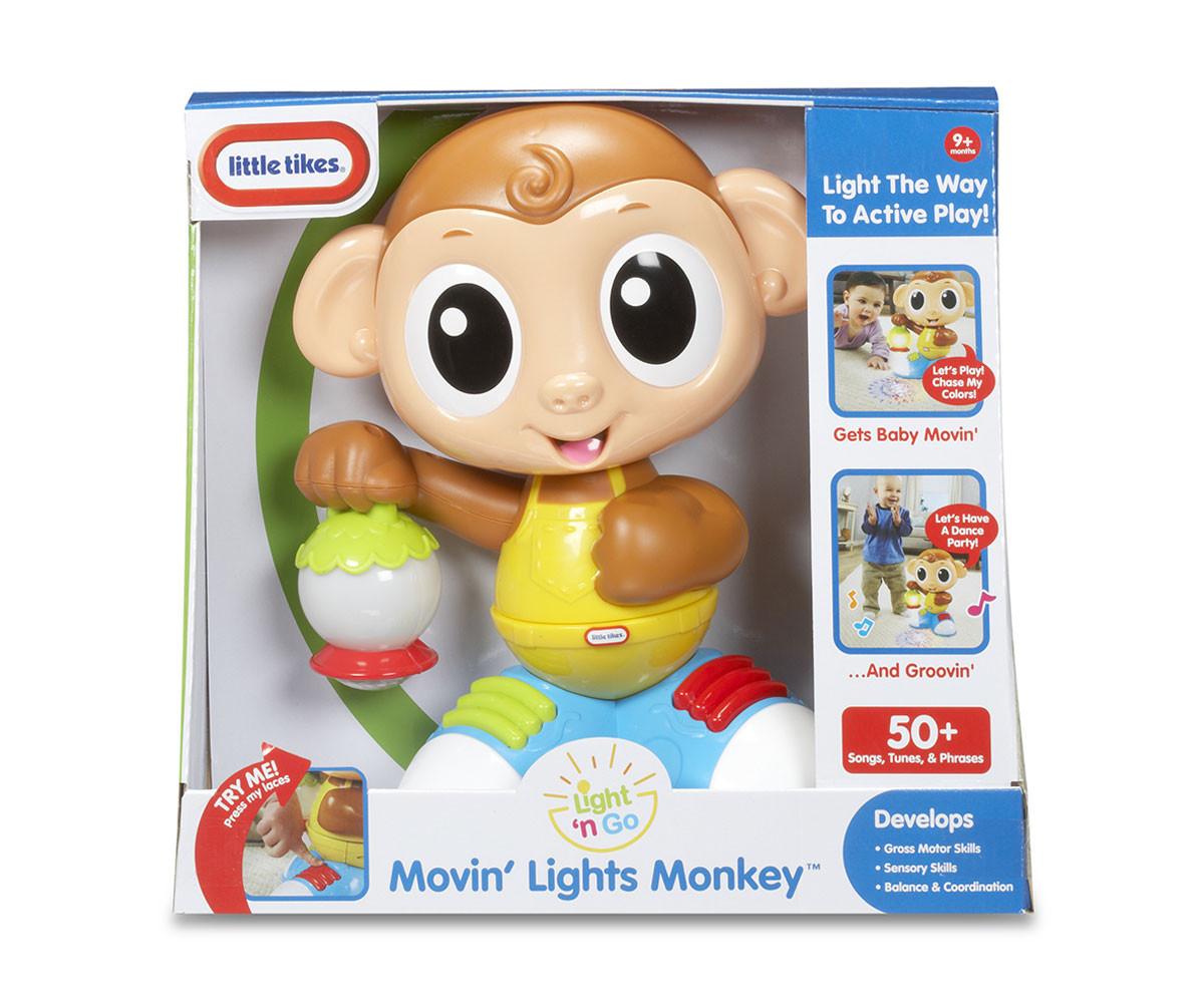 Маймуна със светлини Little Tikes 640933