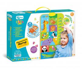 Детска играчка Thinkle Stars, интерактивен метър весел зоопарк