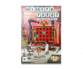 Образователни игри Мемори робот - Игра за смятане и памет