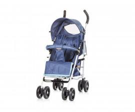 Лятна бебешка количка Chipolino Сиси, синьо индиго LKSS01801BI