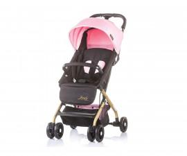 Лятна бебешка количка Chipolino Ловли, розова LKLV01803PM