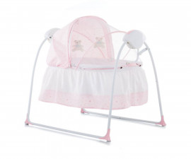Бебешко легло-люлка Чиполино Rock-a-bye Pink Колекция 2020