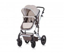 Детска количка Чиполино Тера мока лен Колекция 2020