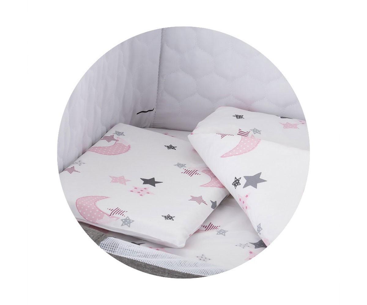 Спален комплект Чиполино Close to me,розово Колекция 2020